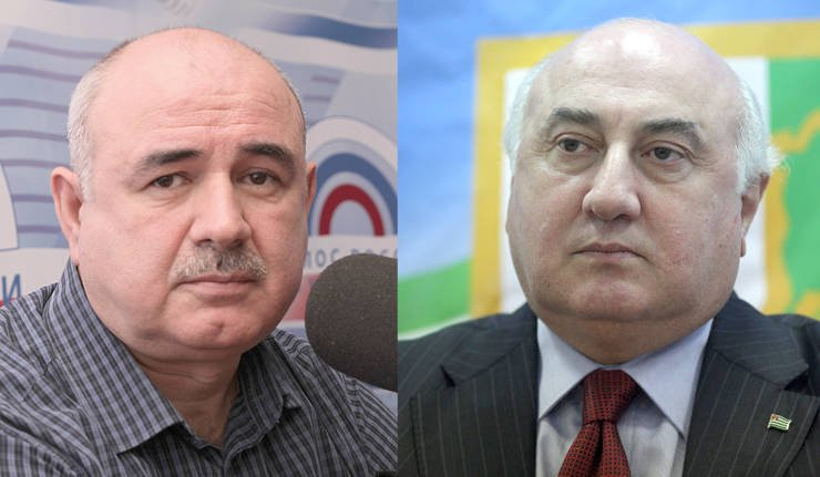 """""""We will not give anyone back the peace brought by Russia"""" - Ambassadors of South Ossetia and Abkhazia to the Russian Federation"""