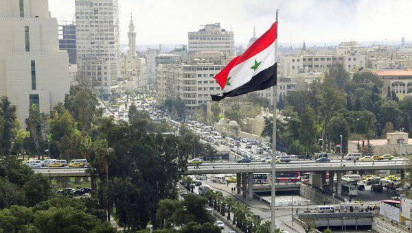 叙利亚。 即将发生的事件后令人不安的想法