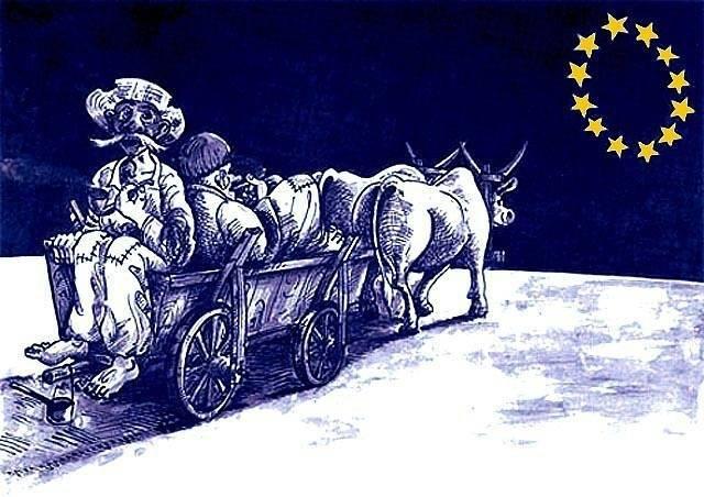Russland begann mit den Vorbereitungen für die Schaffung eines Freihandelsabkommens zwischen der Ukraine und der EU
