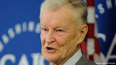 Brzezinski condemns the military invasion of Syria
