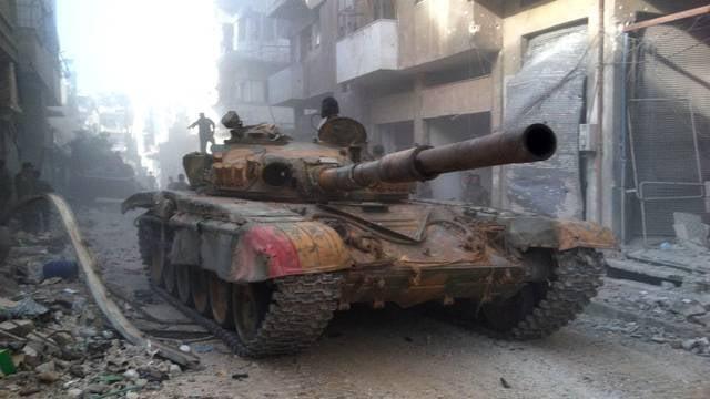 シリアの侵略は民族宗教的な肉挽き器に変わるでしょう:軍の専門家