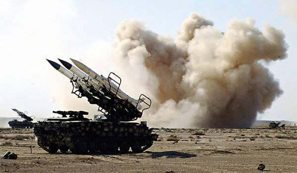 современные средства противовоздушной обороны прикрывающие новороссийск
