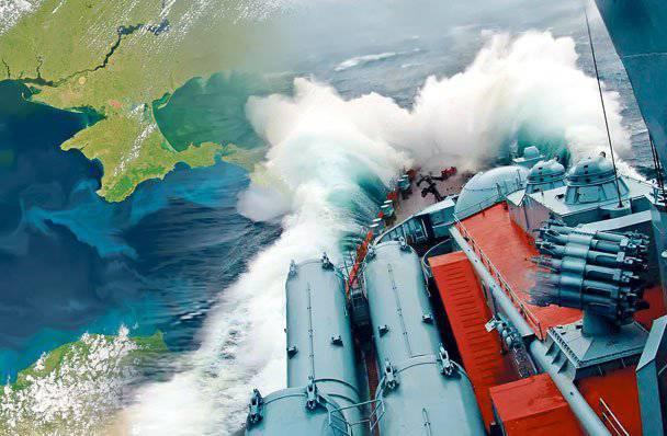 क्या सोवियत नौसेना पृथ्वी के दक्षिणी गोलार्ध में लड़ सकती है?