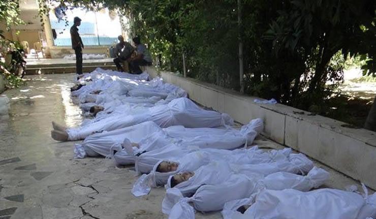 अर्दज़िल टर्नर: सीरिया में रासायनिक हमला - संयुक्त राज्य अमेरिका और ब्रिटेन की विशेष सेवाओं की शर्मनाक विफलता