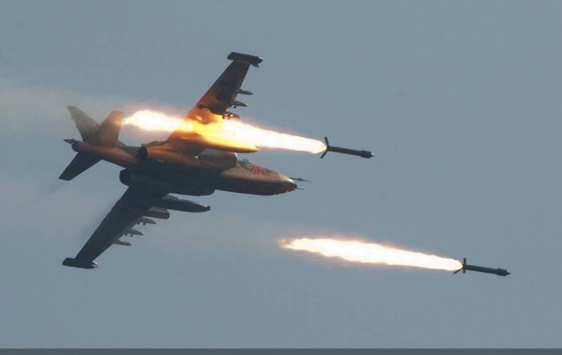 Август 2008 года. Война в воздухе