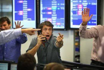 Доходное пугало в виде сообщений об экономическом кризисе