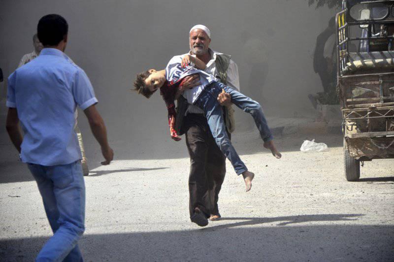 Сирия: сцены из жизни