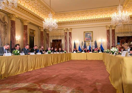 我们有兴趣与美国合作,与我们一样。