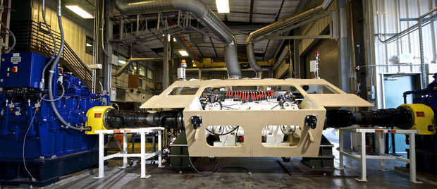 BAE completed 2000-mile GCV hybrid mobility test ahead of time