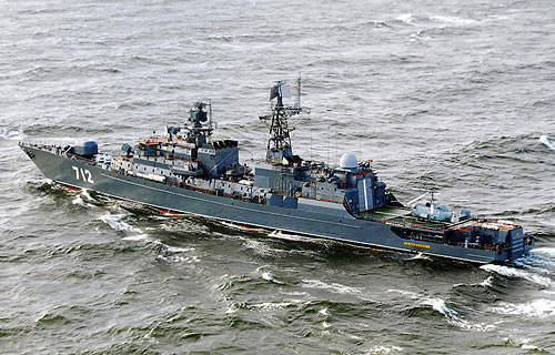 "Viktor Chirkov: ""The development of the Navy is impossible without a look into the long term"""