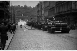 В 1968 г в чехословакии либеральные