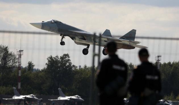 """India """"reconstruye"""" y """"reconfigura"""" el T-50 ruso"""