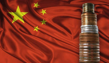 China is on the economic anti-record