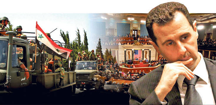 On the eve of a big war. Bashar Assad is on the verge of defeating the militants, but it is absolutely not satisfied with the West