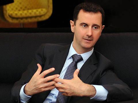 Entretien de Bashar al-Assad: Pourquoi le seul moyen d'arrêter les terroristes est-il d'éliminer