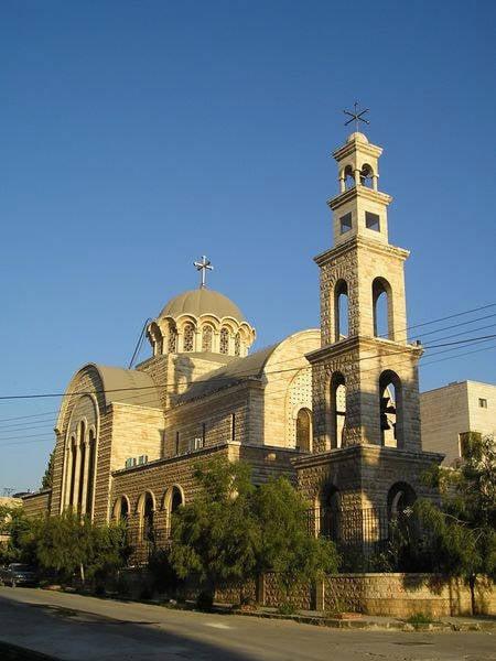 叙利亚的垮台 - 基督教在中东的结束?