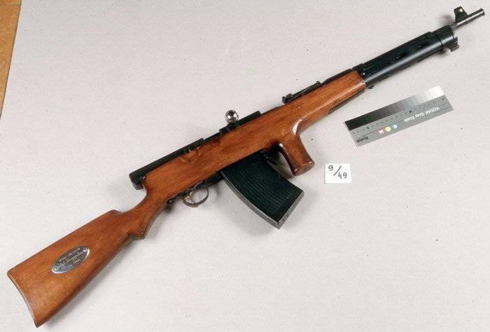 Armas de pequeno porte da URSS: a caminho de armas automáticas