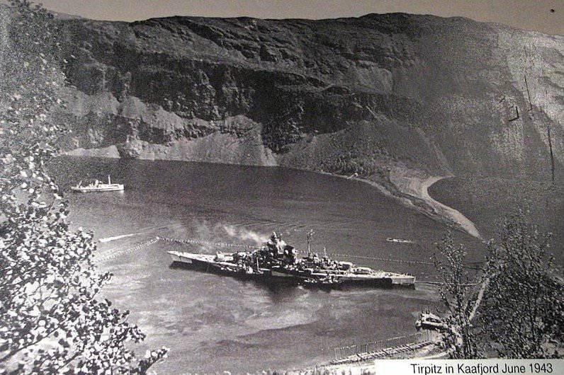 Steel and fire. The best battleships of World War II