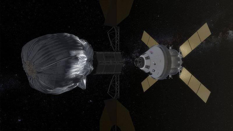 La NASA va attraper un astéroïde