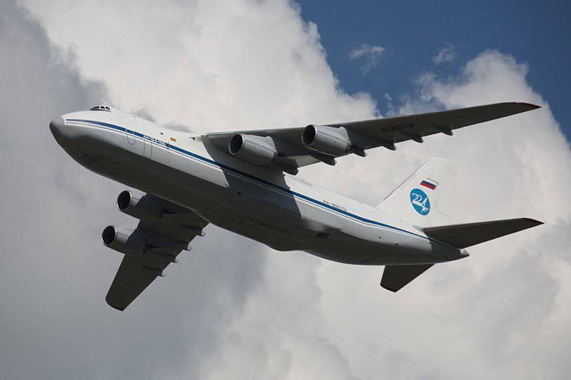 """रूस """"एयर स्टार्ट"""" के निर्माण पर काम कर रहा है"""