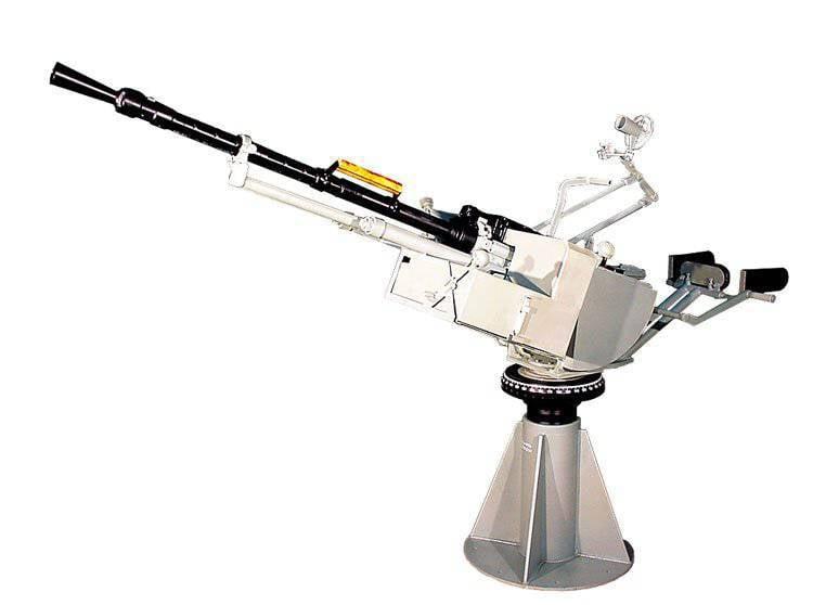 Ağır makineli tüfek Vladimirov. Tarih ve modernite