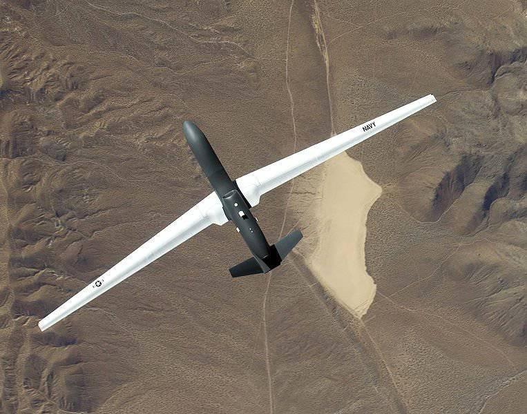 远程无人侦察机RQ-4全球鹰