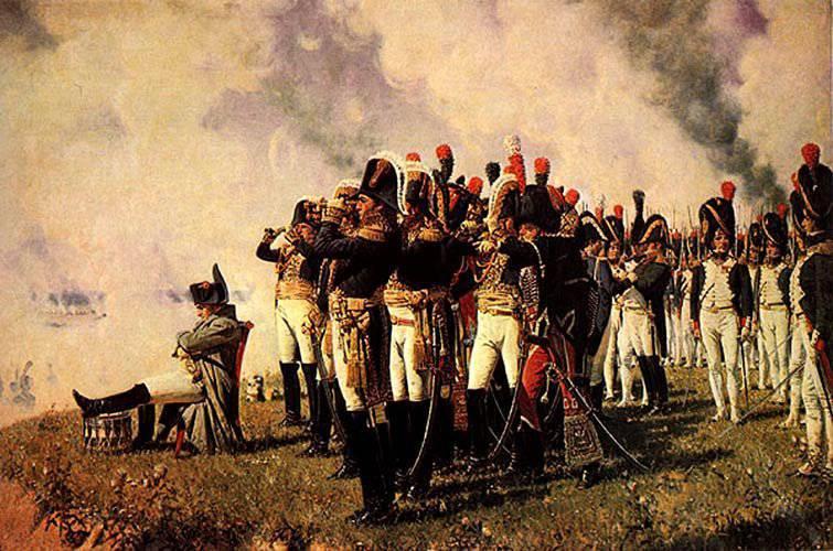 8 septembre - Jour de la bataille de Borodino