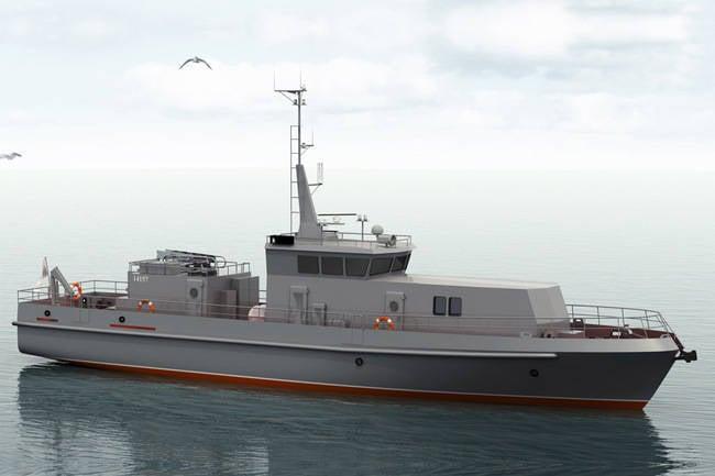 Moskova Tersanesi, Rus Donanması için üç dalış teknesi yapacak