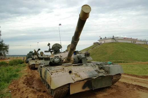 Russian tank forces: revival after decline?