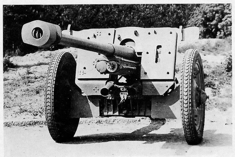 Artillería antitanque alemana en la segunda guerra mundial. Parte 2