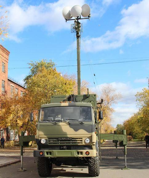 Los últimos desarrollos a las tropas no llegan. Las fuerzas armadas rusas todavía no tienen medios modernos de comunicación.