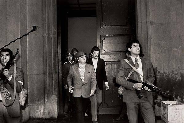 チリでの今年の軍事クーデター1973。 ピノチェトの新自由主義的神話