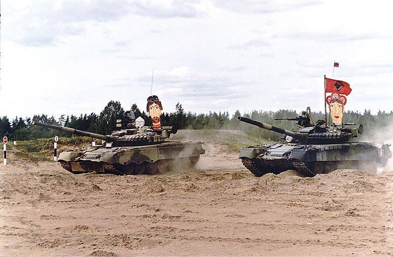 टैंक के लिए बेहतर क्या है - गैस टरबाइन या डीजल