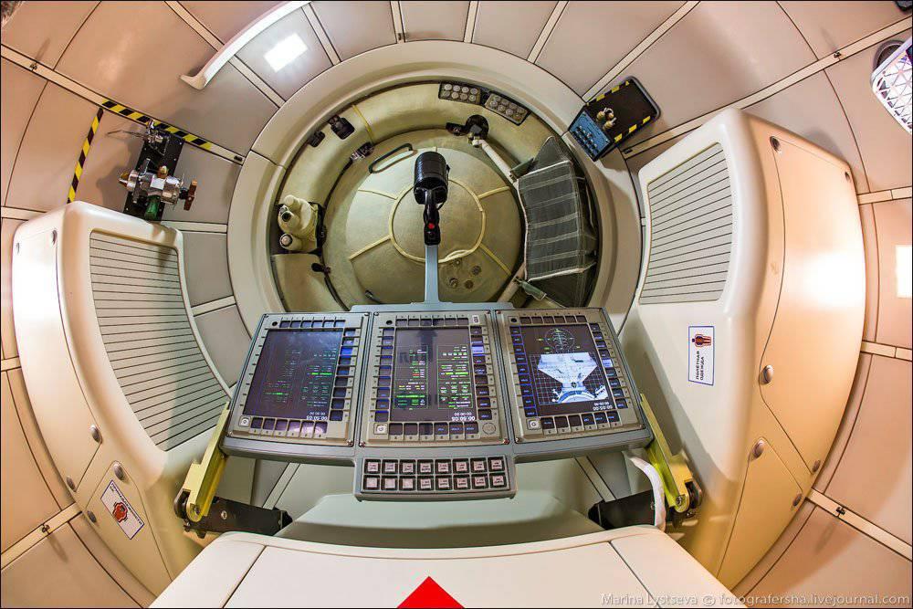 Российский космический корабль фото