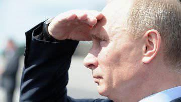 """Путин возвращает России статус великой державы на международной арене (""""Atlantico"""", Франция)"""