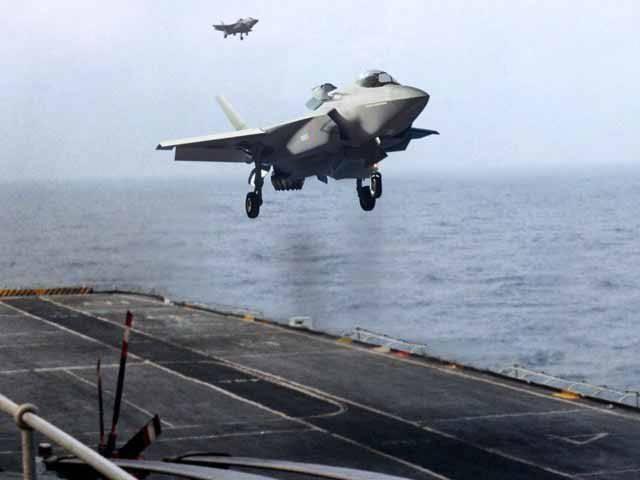 прийти на смену F-35.