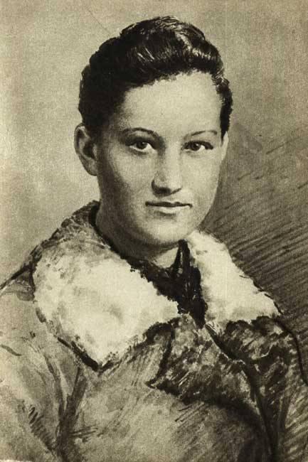 Jeanne d'Arc de près de Tambov