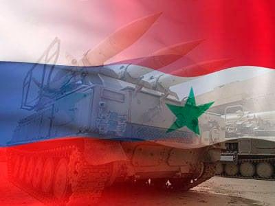 Yevgeny Pozhidaev:ストライキを見越して:シリアの可能性とロシアの潜在力