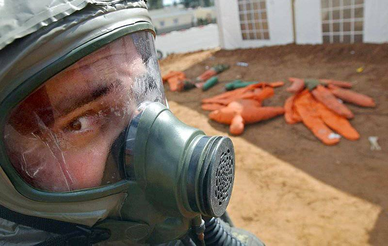 Israel suspected of having chemical weapons