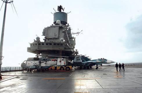 クズネツォフはまだ修理のために立てられます