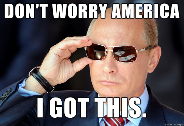 Ordinary Americans about Vladimir Putin's article in the New York Times