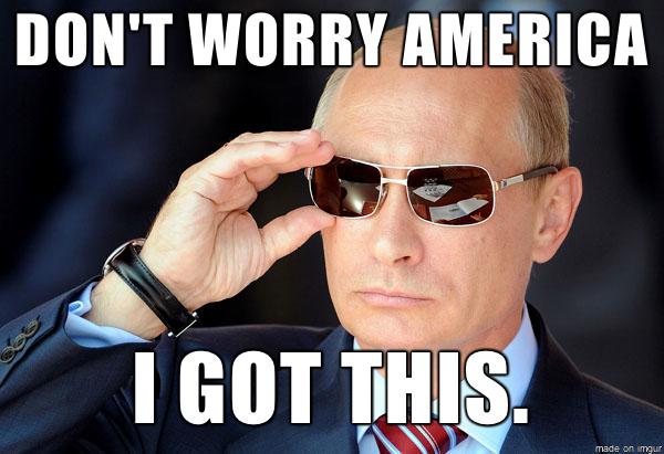 Рядовые американцы о статье Владимира Путина в New York Times