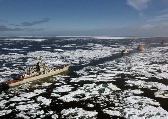 Почему Минобороны выбрало Новосибирские острова?