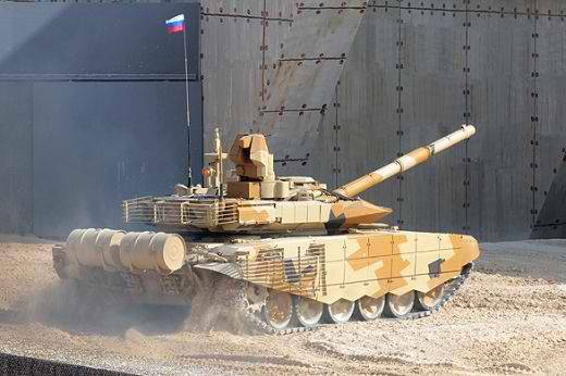 Will the Indian army get the 236 newest T-90CM?