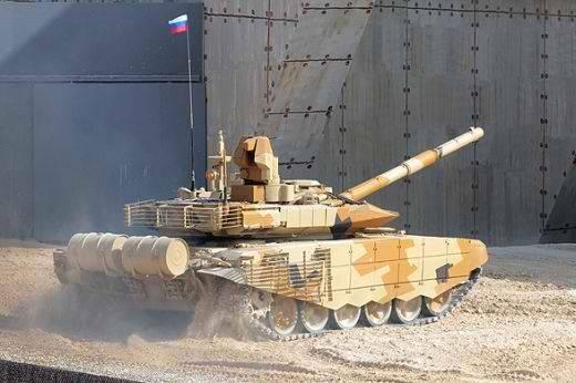 Hint ordusu 236'in en yeni T-90CM'sini alacak mı?