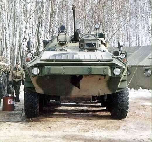 """Kehrtwende """"im Panzer"""": Wird der Boomerang die BTR-90 Rostock in Sachen Wendigkeit übertreffen?"""