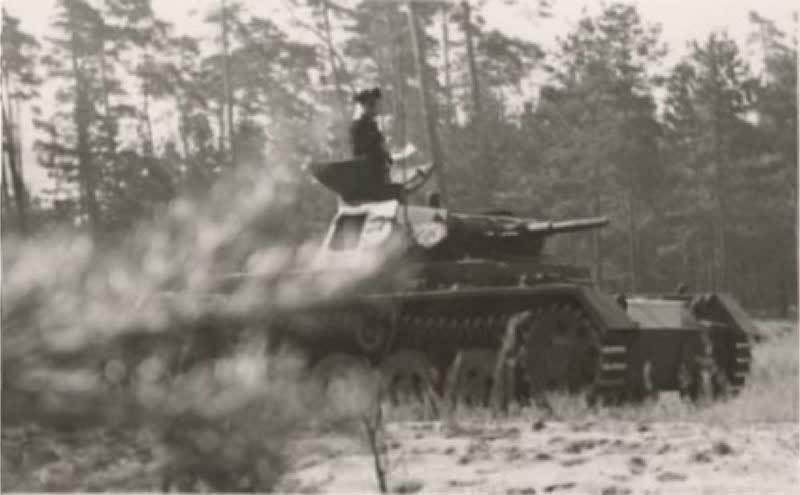 """""""Ugly Ducklings"""" Panzertruppen"""