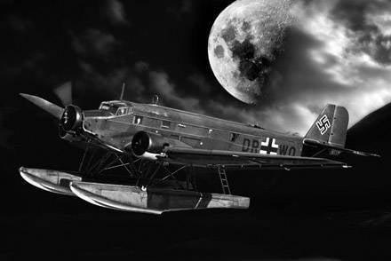 Luftwaffe Covert Uçak Bileti
