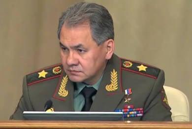 Shoigu : 군대 등록 및 입대 사무실에서 더 이상 초안을 모색하지 않습니다.