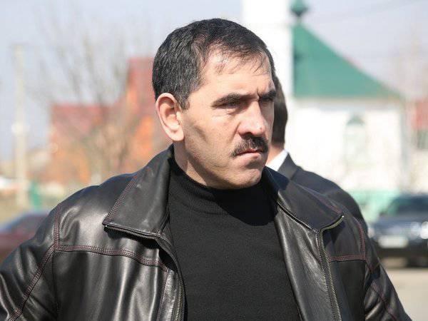 Yevkurov devient plus dur: démolir une maison et choisir un terrain pour aider les extrémistes